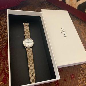 Authentic Celine watch